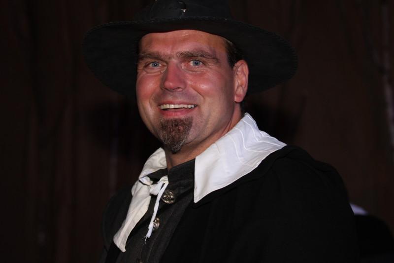 1. Vorstand Thomas Drexler